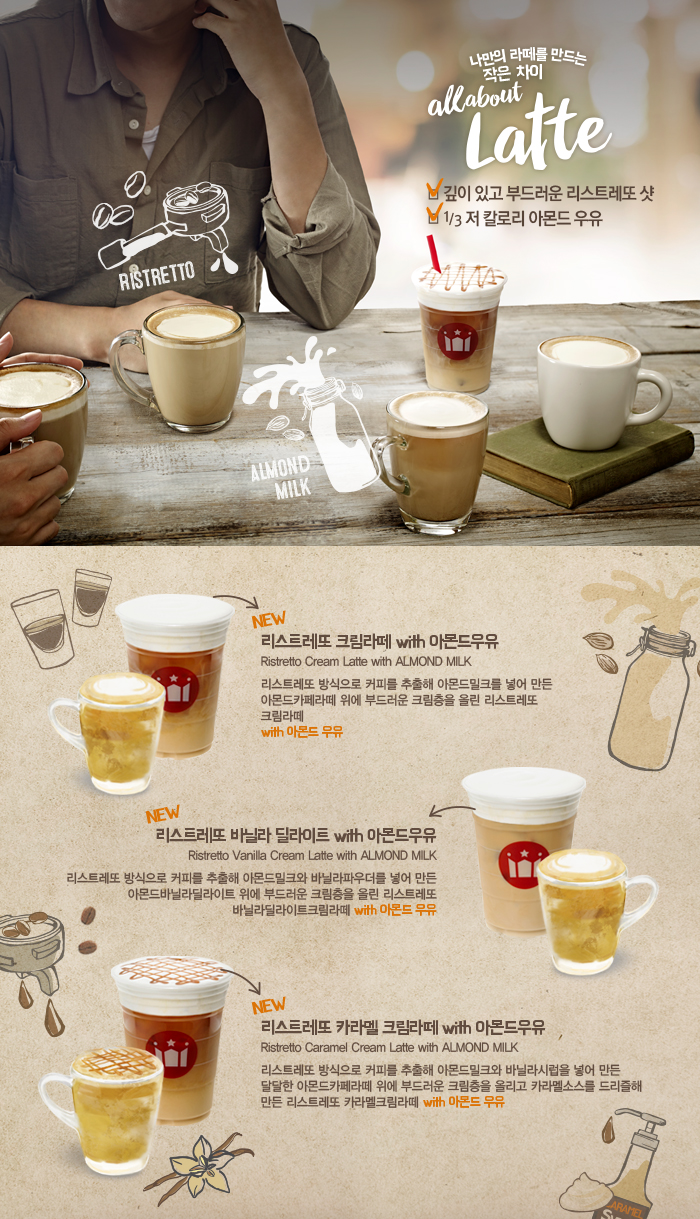 all about Latte